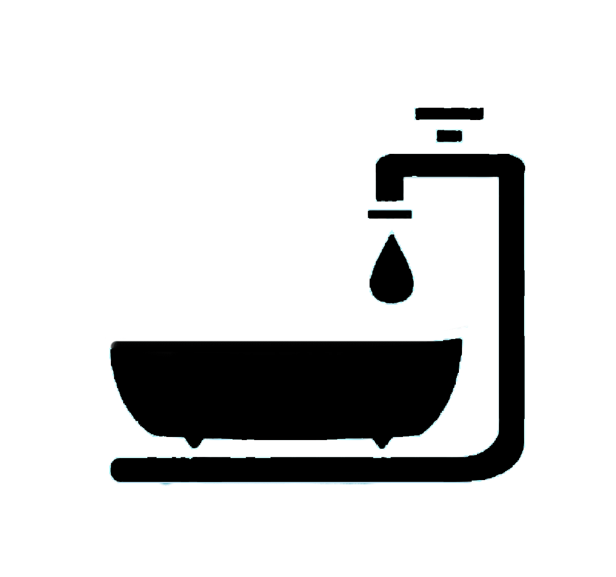 Toilet icons png vector. Clipart bathroom logo
