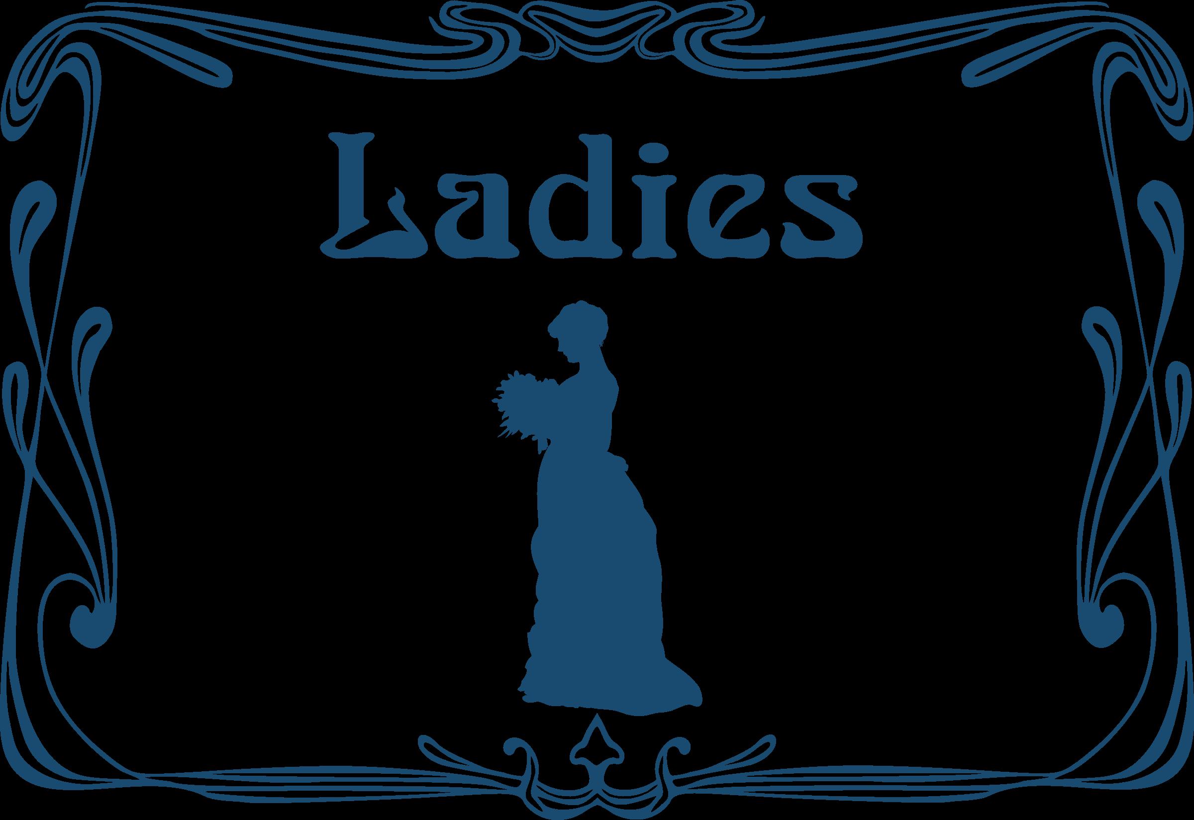 Bathroom ladies farting women. Clipart door big door