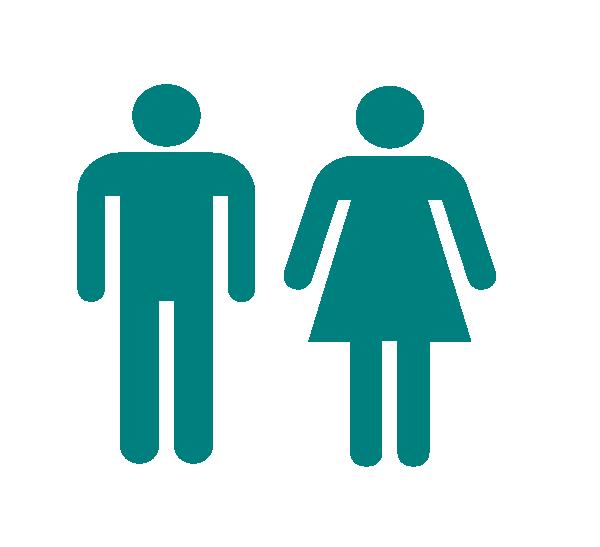 Male clipart stick figure. Public toilet gender symbol