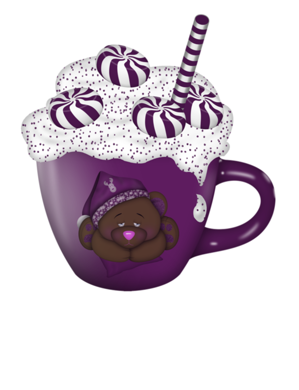 Clipart coffee cheer. Tasses tubes cups tazza