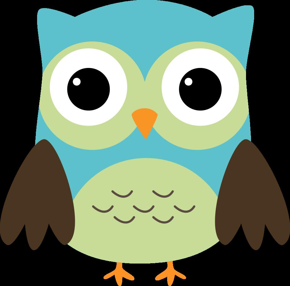 Buhos animados buscar con. Feather clipart owl
