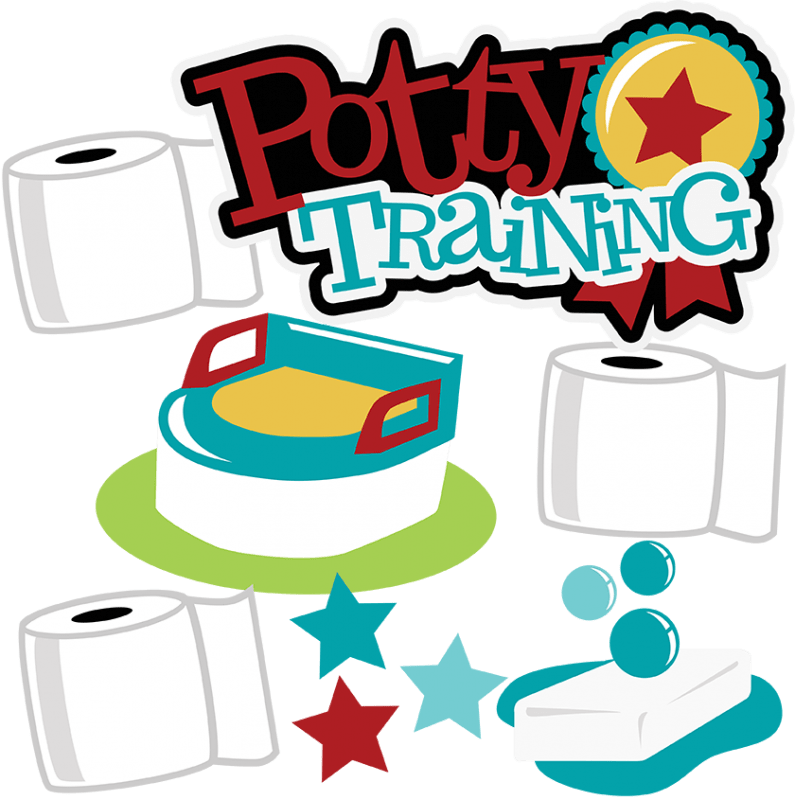 Number 1 clipart week 1. Potty training the ups