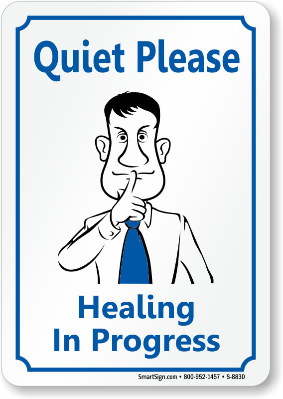 Quiet please signs . Librarian clipart shhh