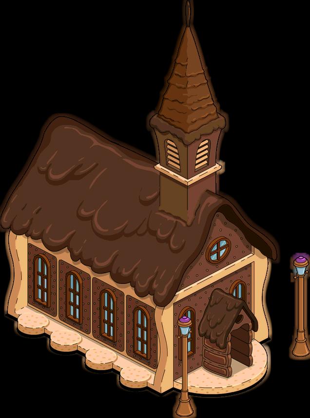 Palace clipart fish tank. Land of chocolate chapel
