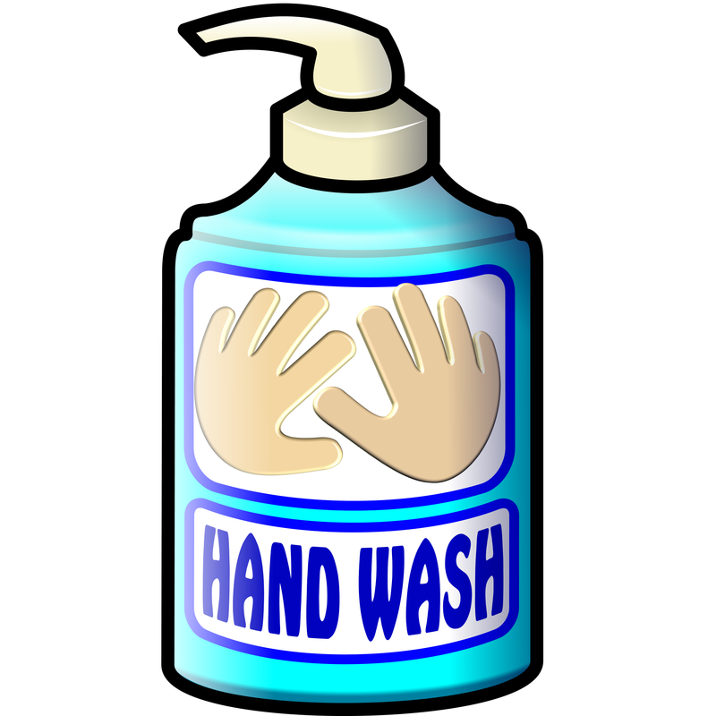 Shampoo clipart liquid object.  collection of hand