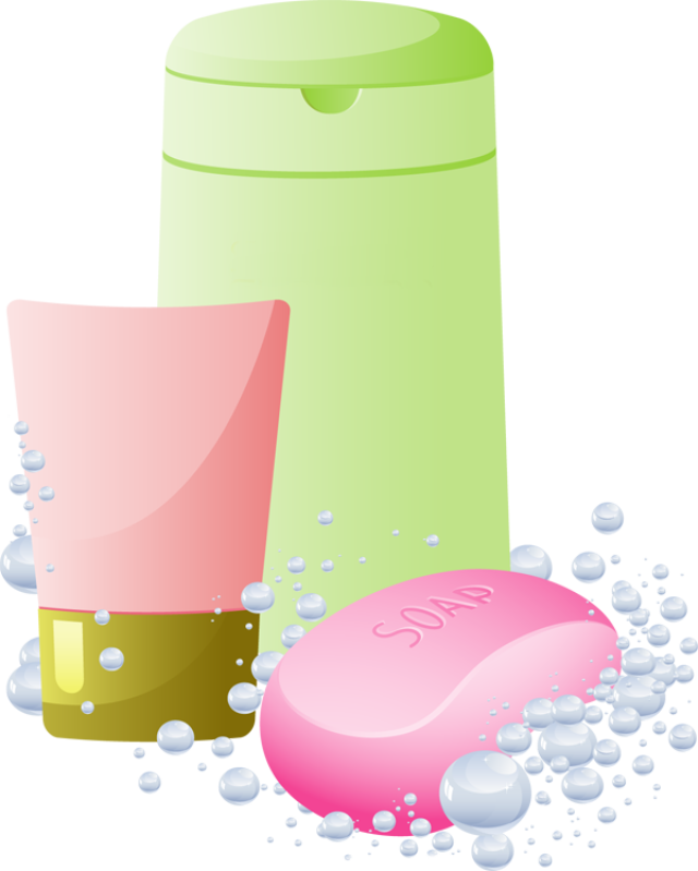 Shampoo and hobbies pinterest. Clipart water soap
