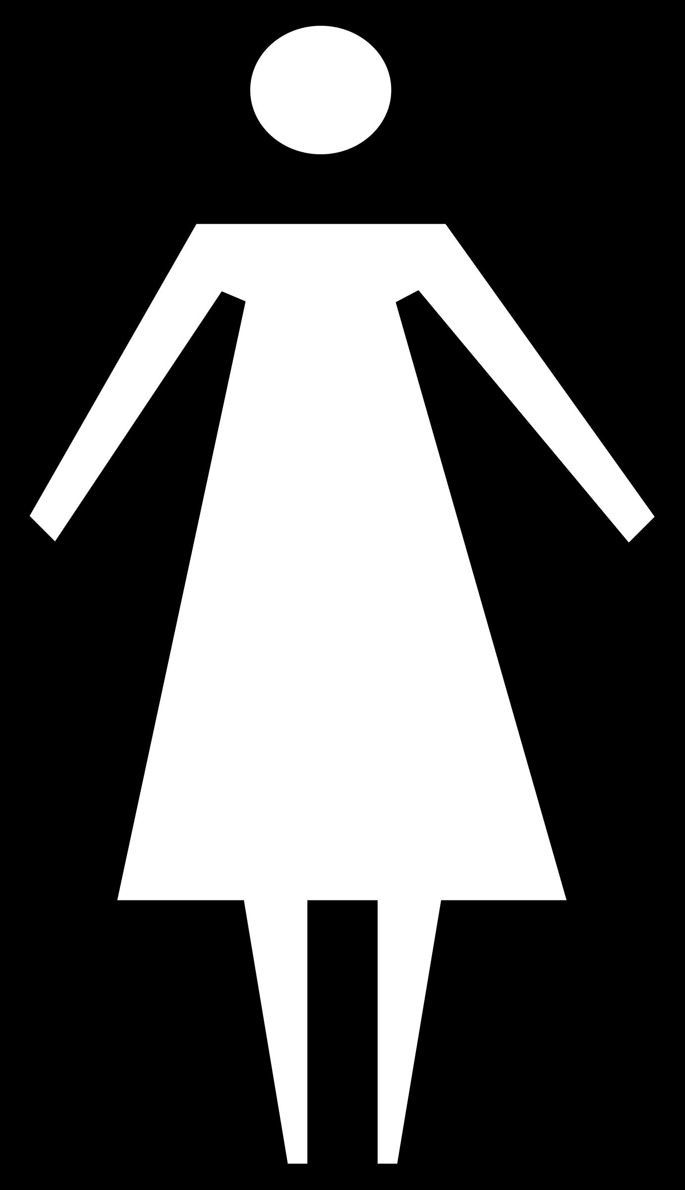 Clipart door woman. Generic big image png