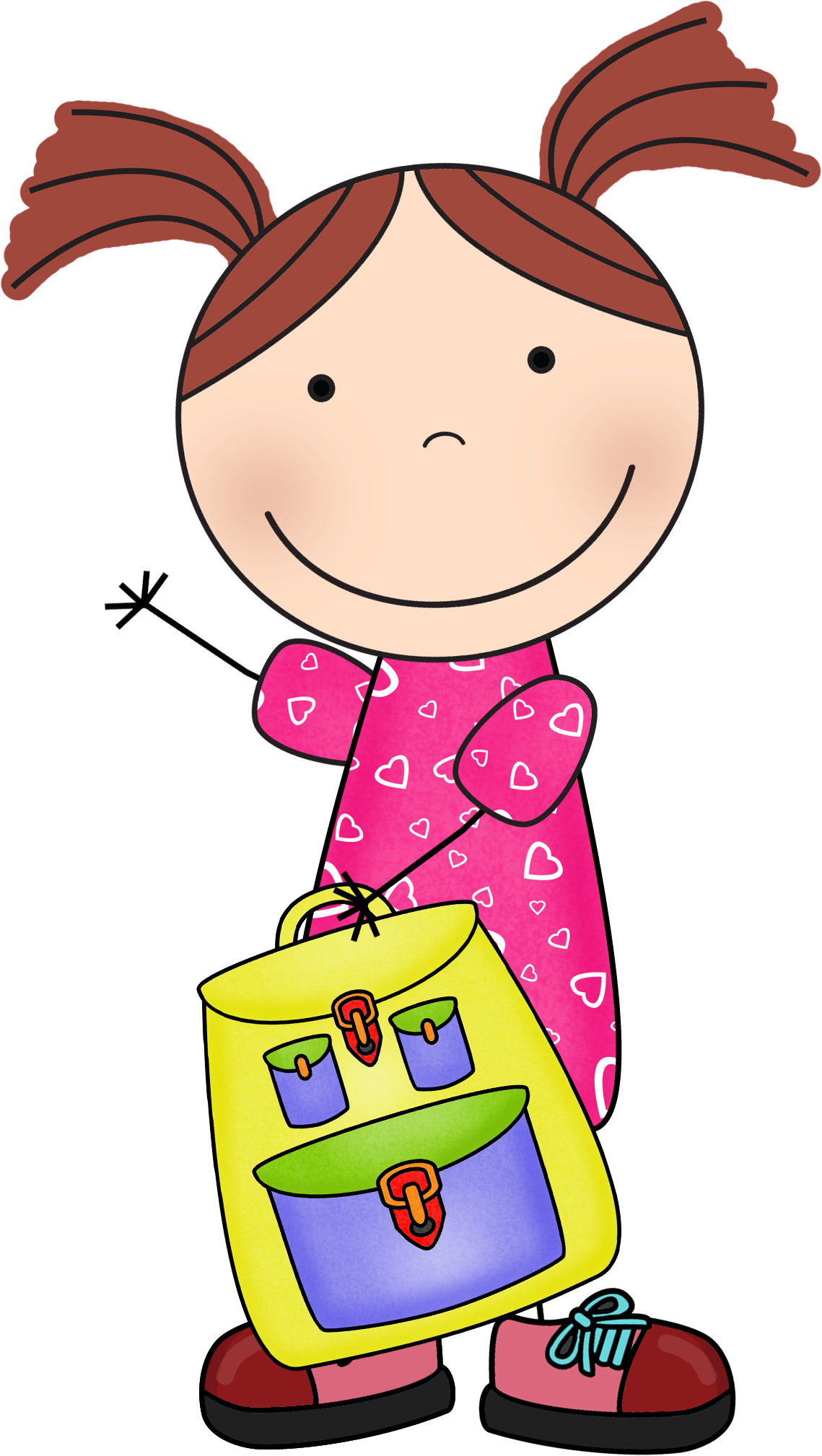 Backtoschool susie png school. Writer clipart stick figure