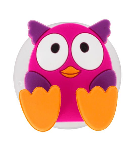 Holder ani toothi owl. Purple clipart toothbrush