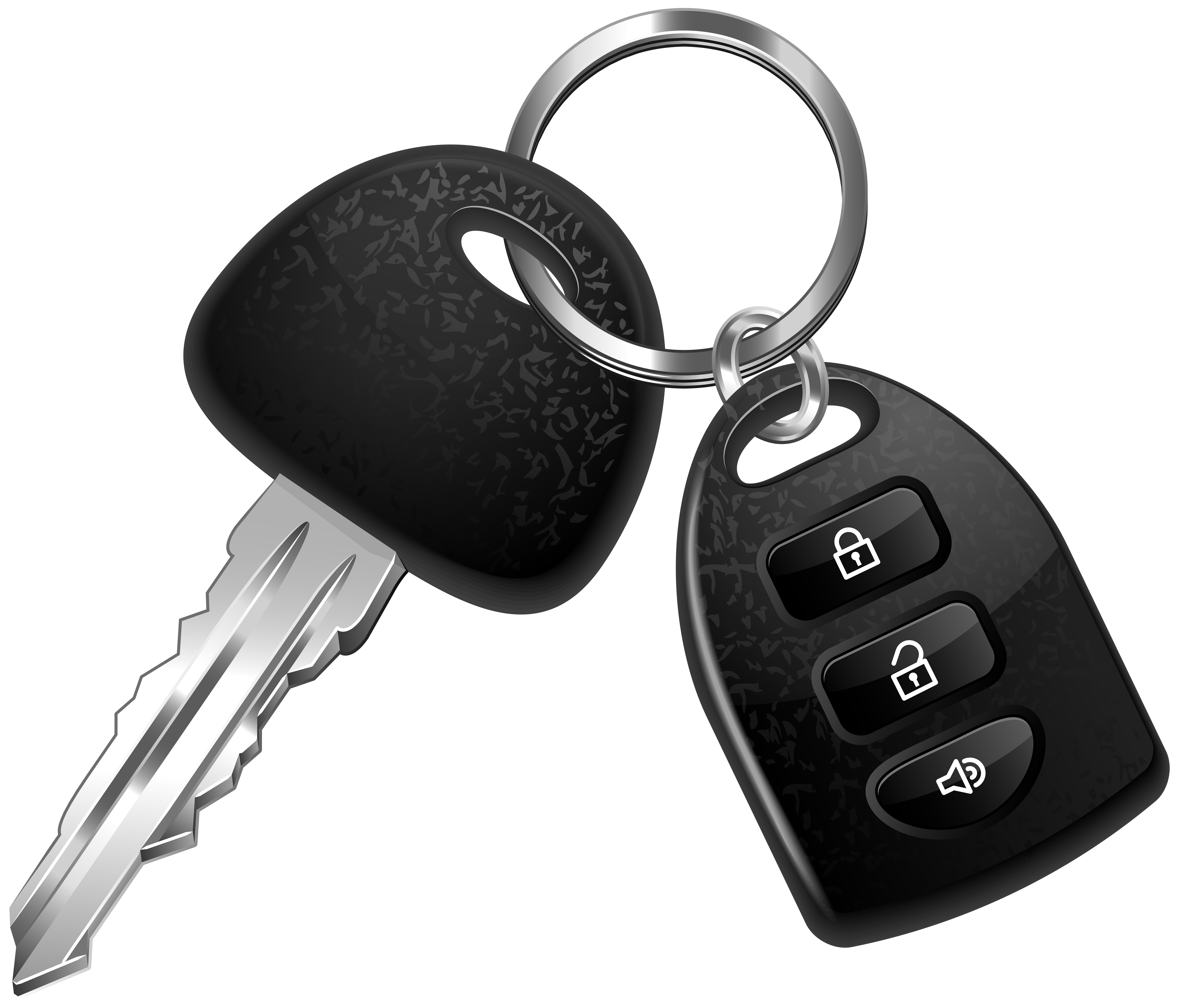 Clipart cars remote. Car key png clip