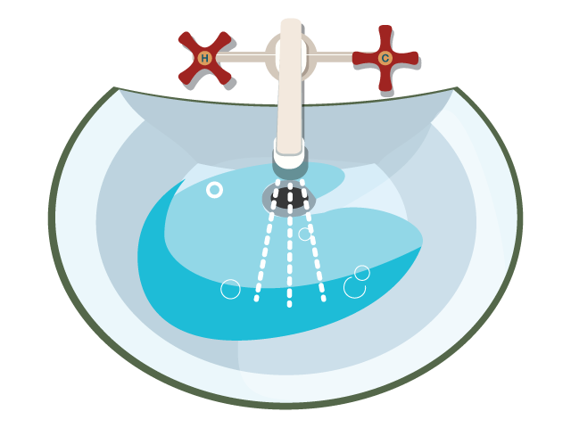 Showering clipart water usage. How to save saving