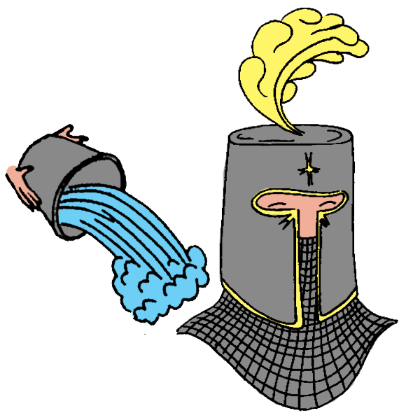 Showering clipart water usage. The evolution of hot