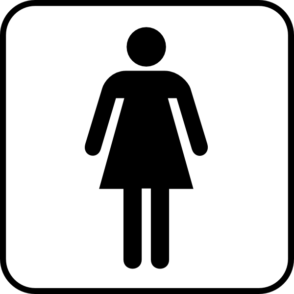 Free download best on. Lady clipart restroom