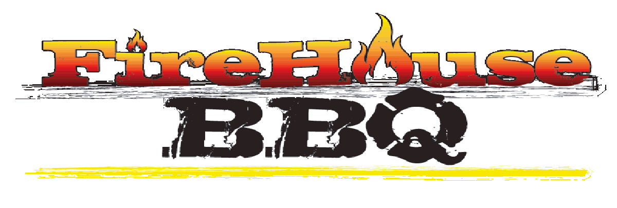 Orlando barbecue catering firehouse. Logo clipart bbq