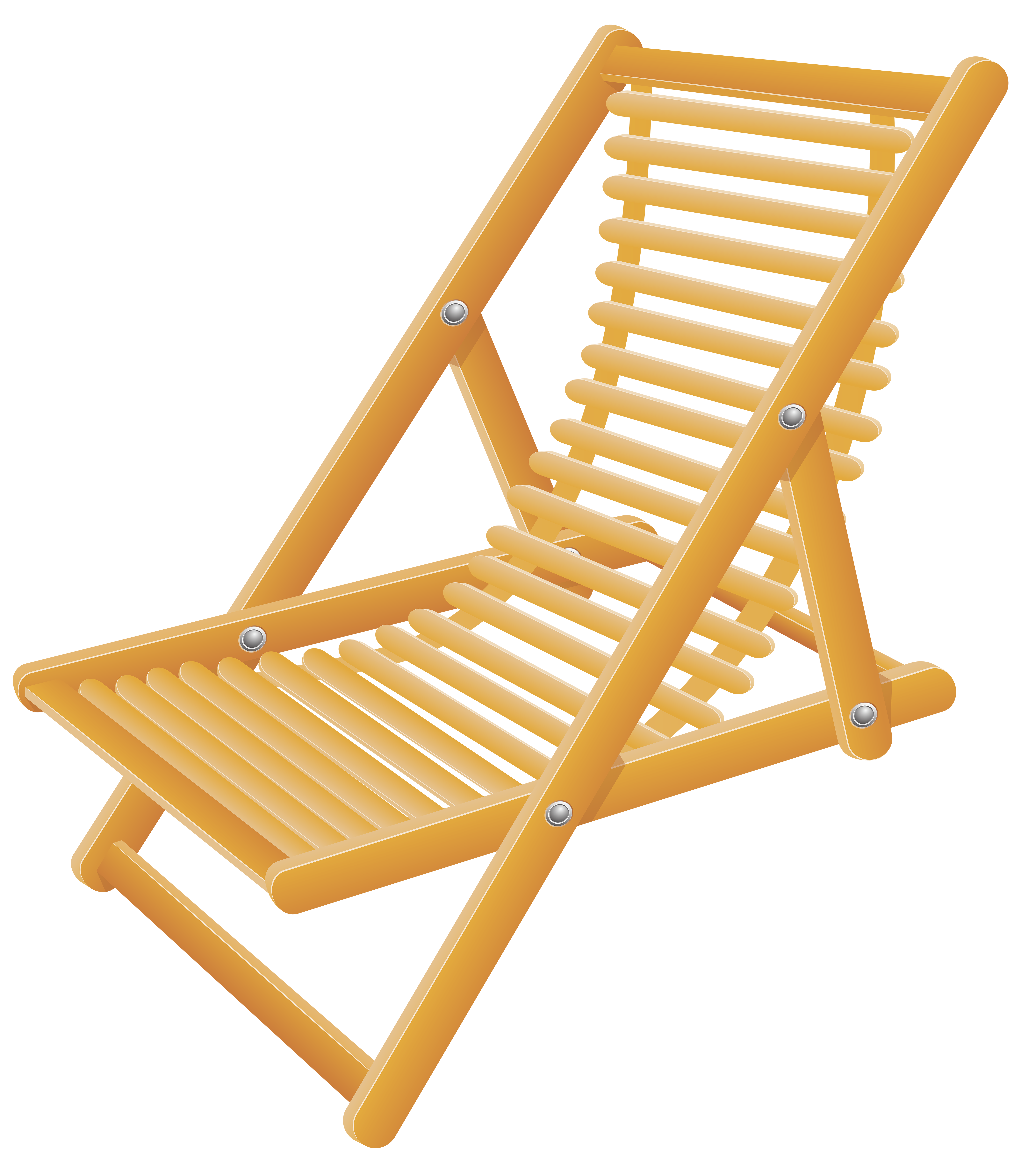 Wooden beach transparent png. Clipart chair illustration