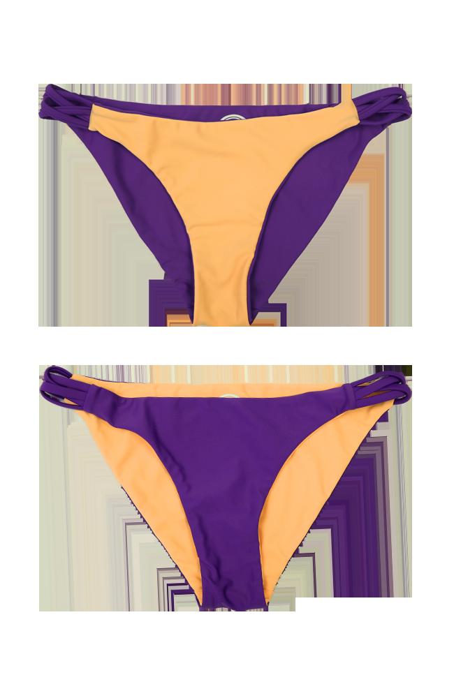 Twine performance bikini bottom. Colors clipart volleyball