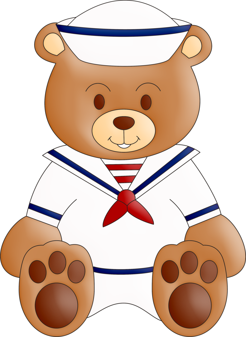 Clipart beach bear. Pin by noemi rivers