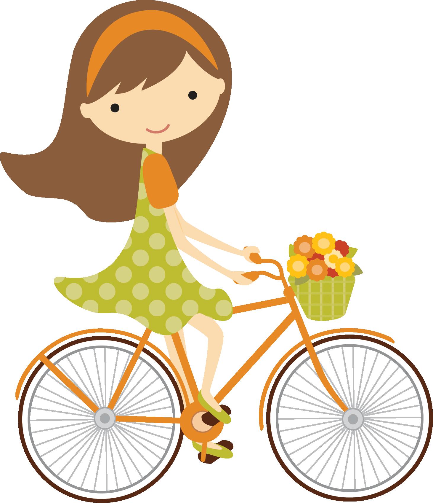 Ladybugs clipart cycle. Bicicleta fallgirlbrown png minus