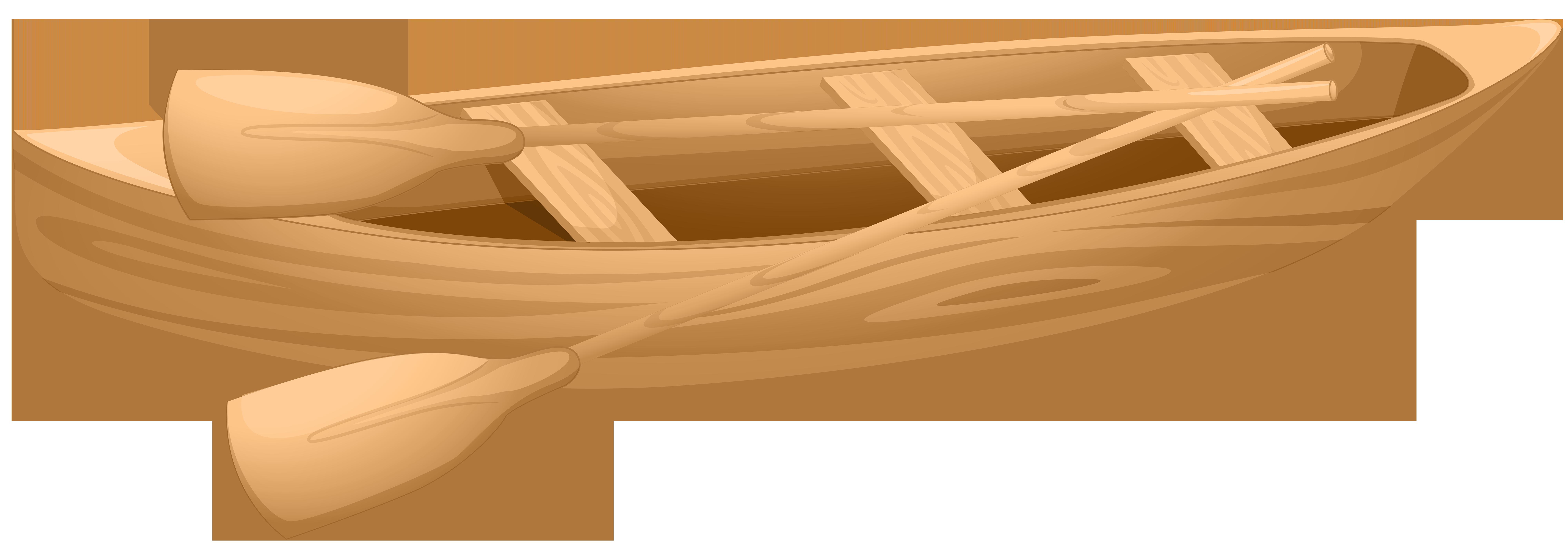 Clipart boat wood. Wooden clip art png