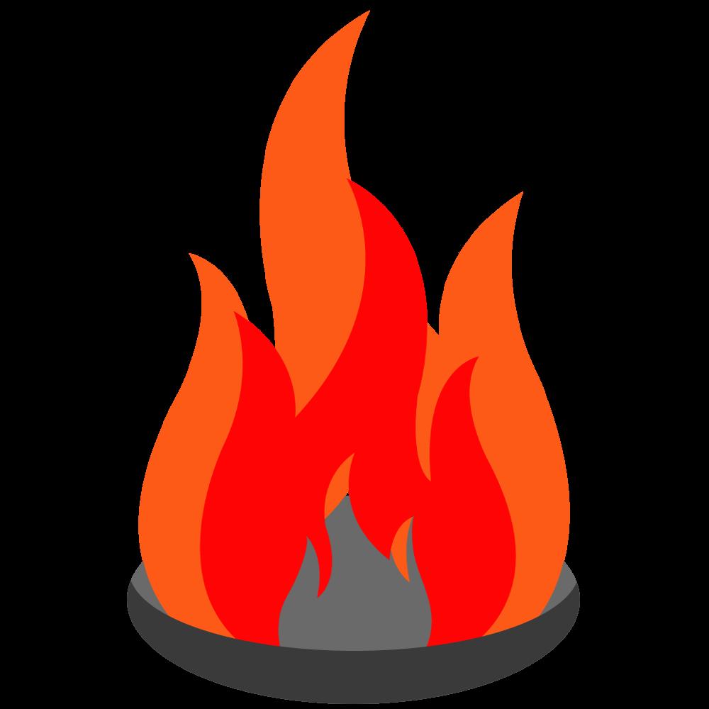 Clipart beach bonfire. Home blue sky service