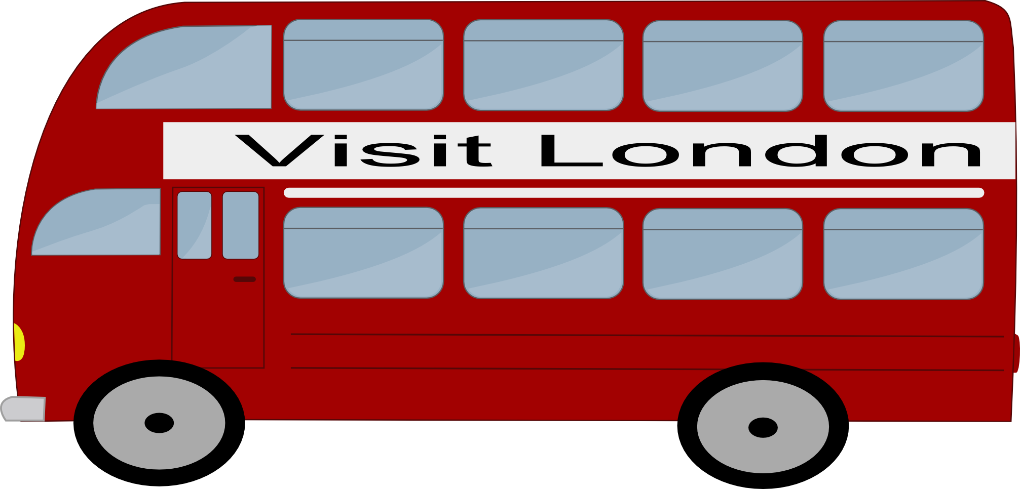 Tour panda free images. Traveling clipart charter bus