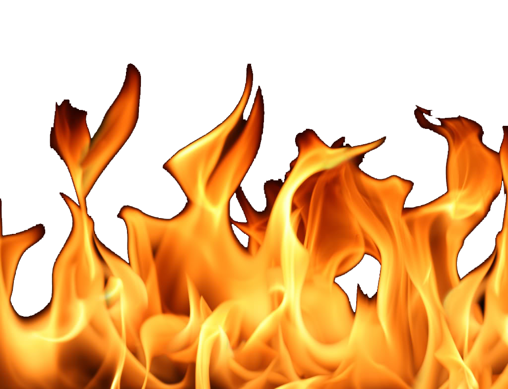 Fifty one isolated stock. Fire clipart exothermic reaction