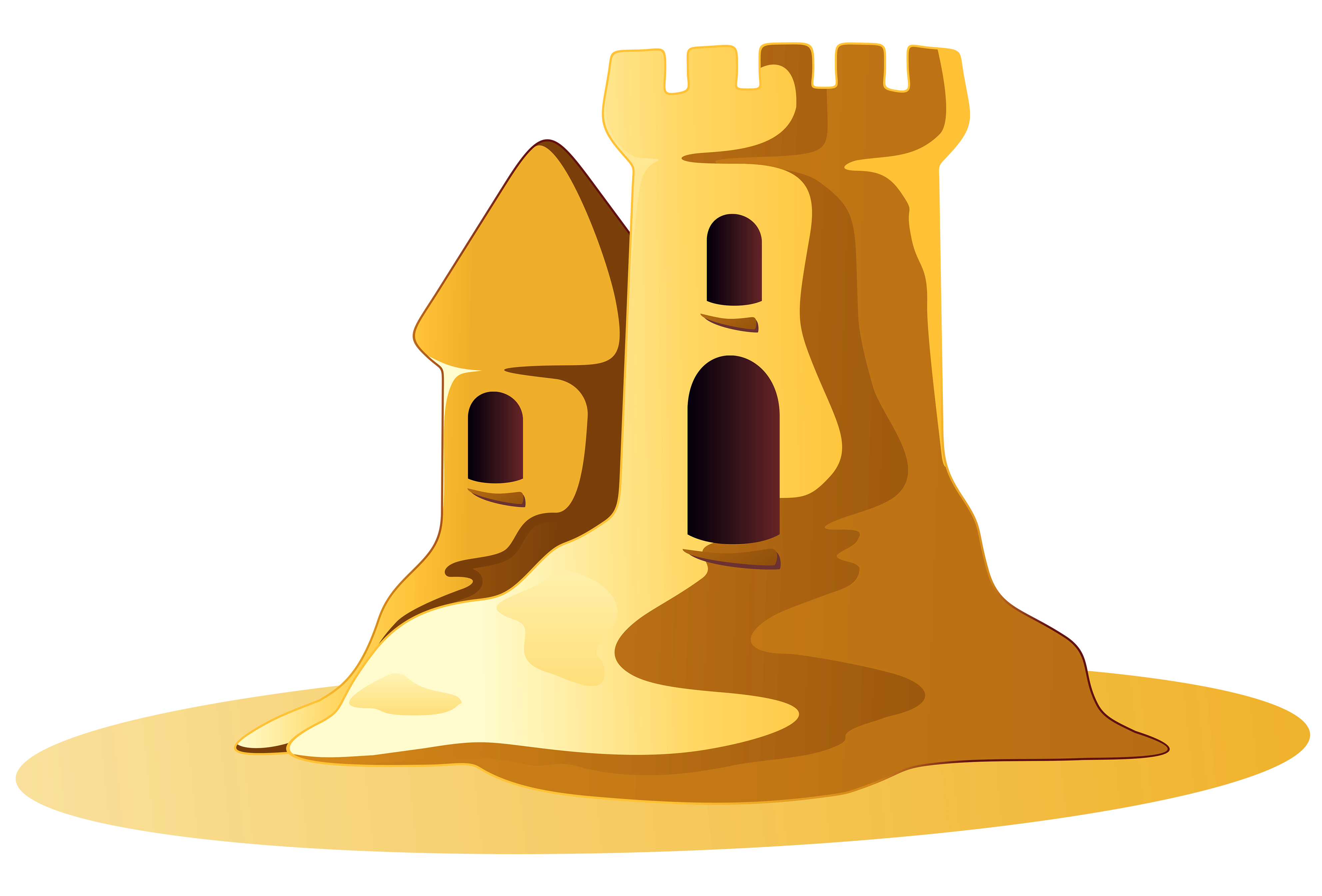 Coal clipart animated. Sand castle png gallery