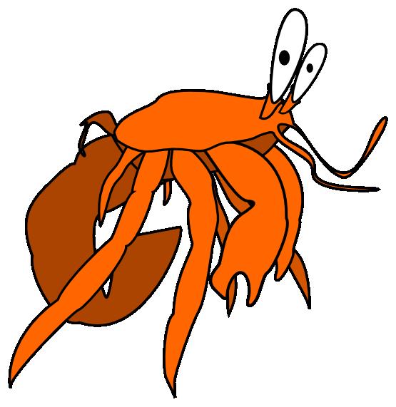 Clip art cartoon panda. Coloring clipart crab