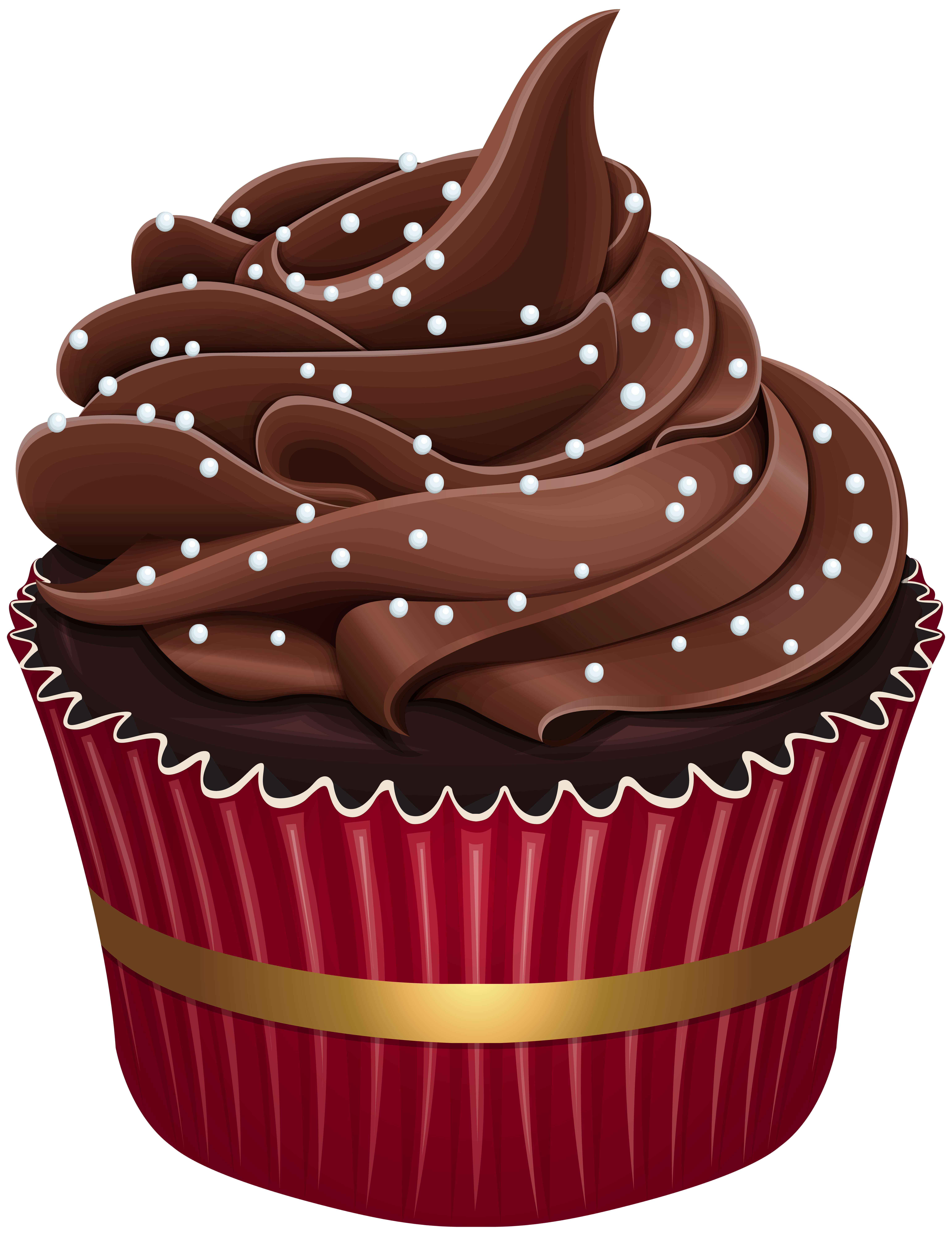 Png clip art gallery. Clipart cupcake star