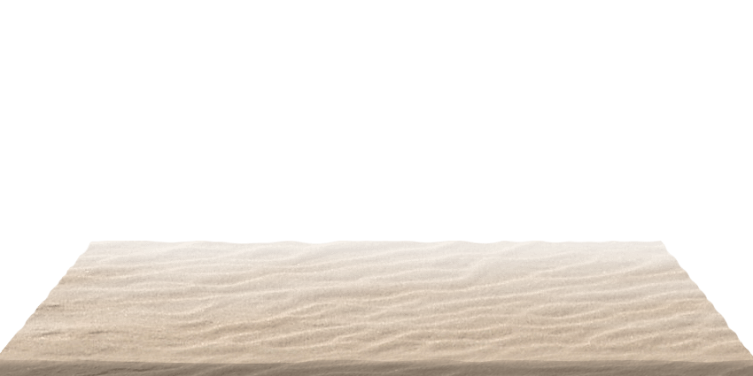 Desert desert sand