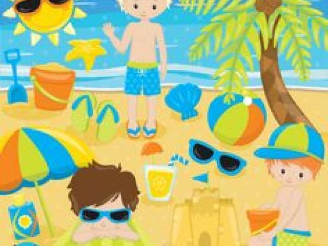 Free download clip art. Environment clipart beach