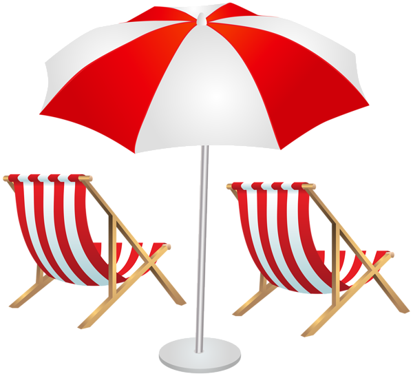 Clipart umbrella preschool. Beach chairs and png