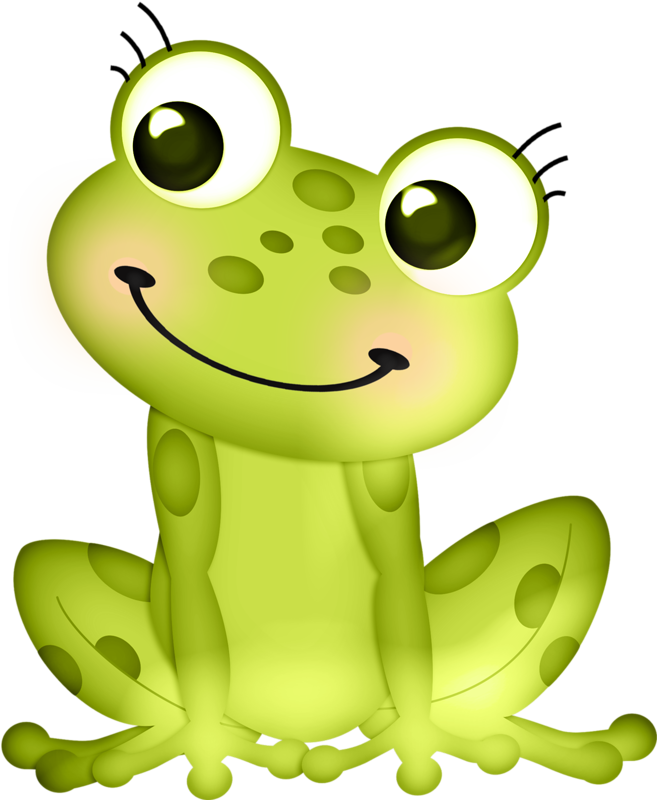 Leaf clipart frog. Funnyday verenadesigns pinterest frogs