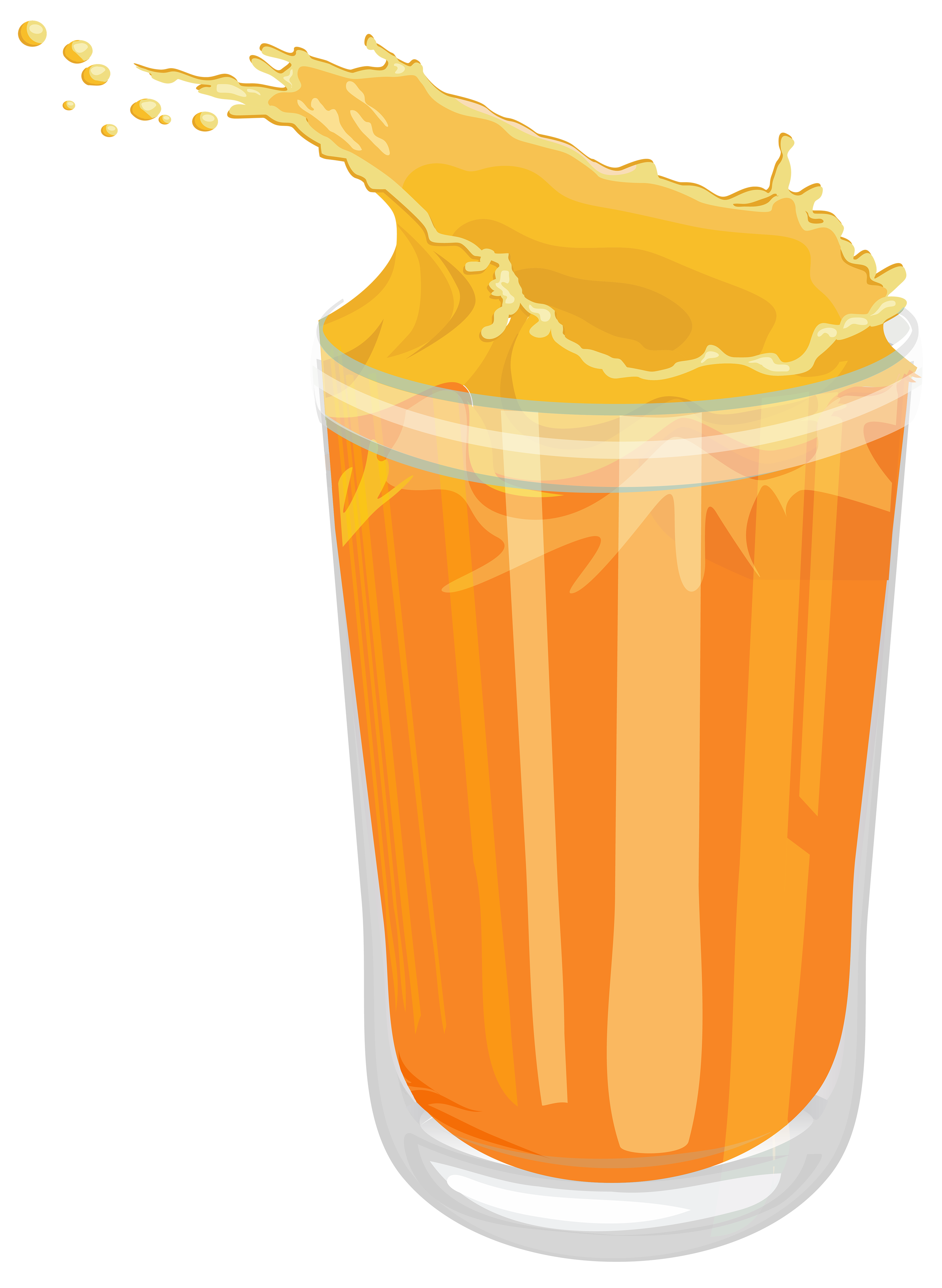 Clipart coffee juice.  png pinterest orange