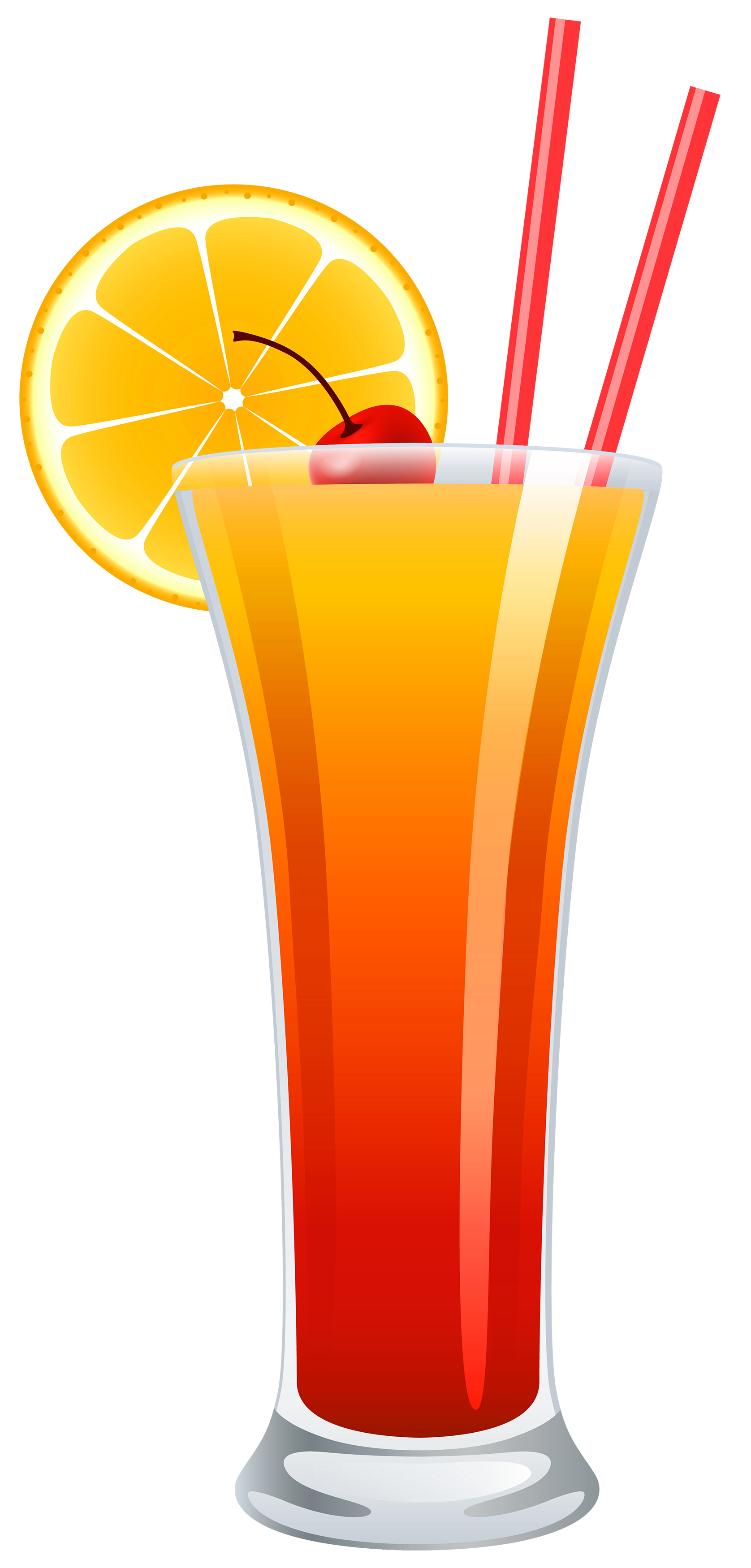 Cocktail tequila sunrise png. Drinking clipart tombola