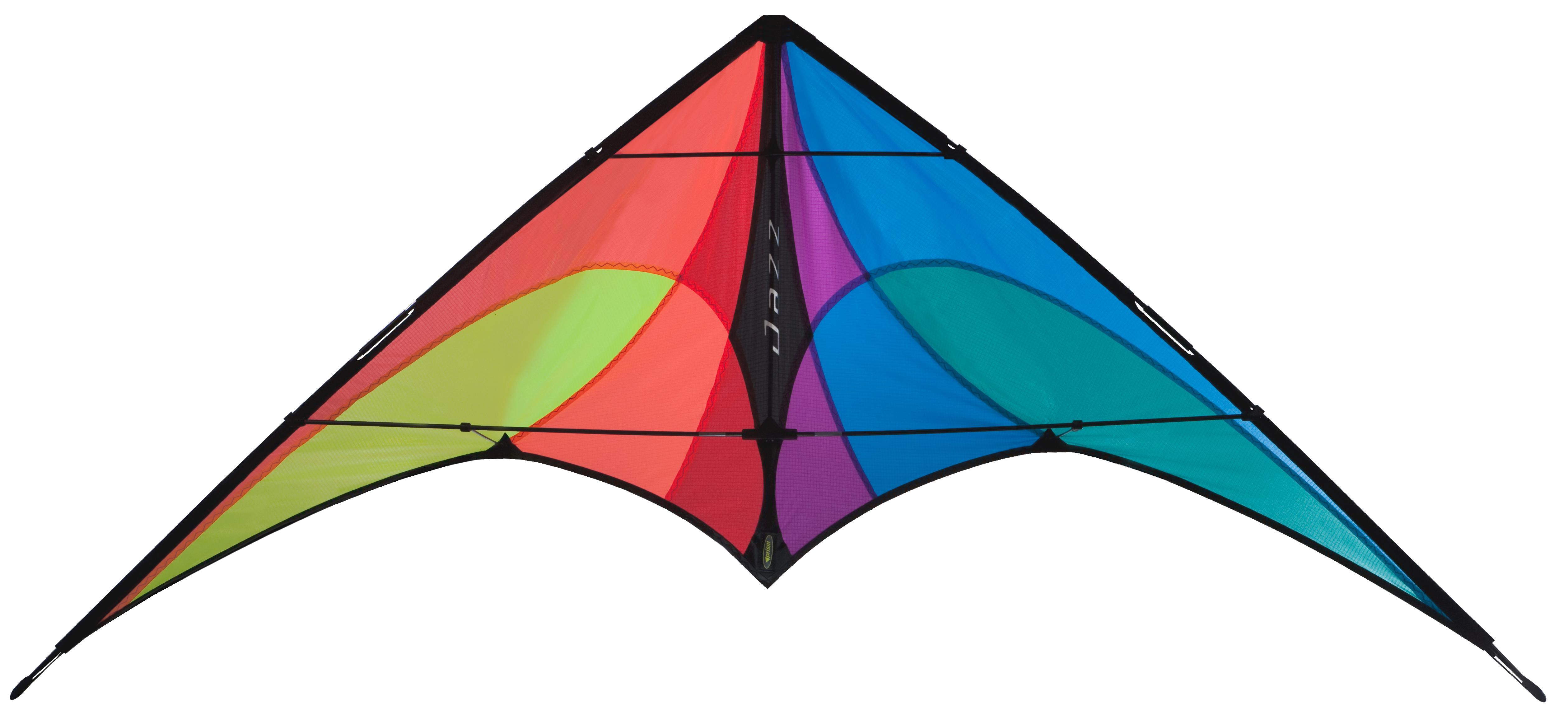 Clipart toys kite. Prism jazz stunt spectrum