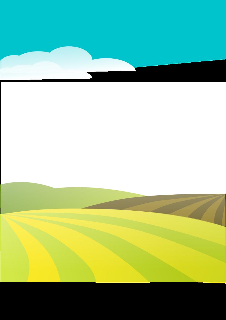 Public domain clip art. Lake clipart grassland