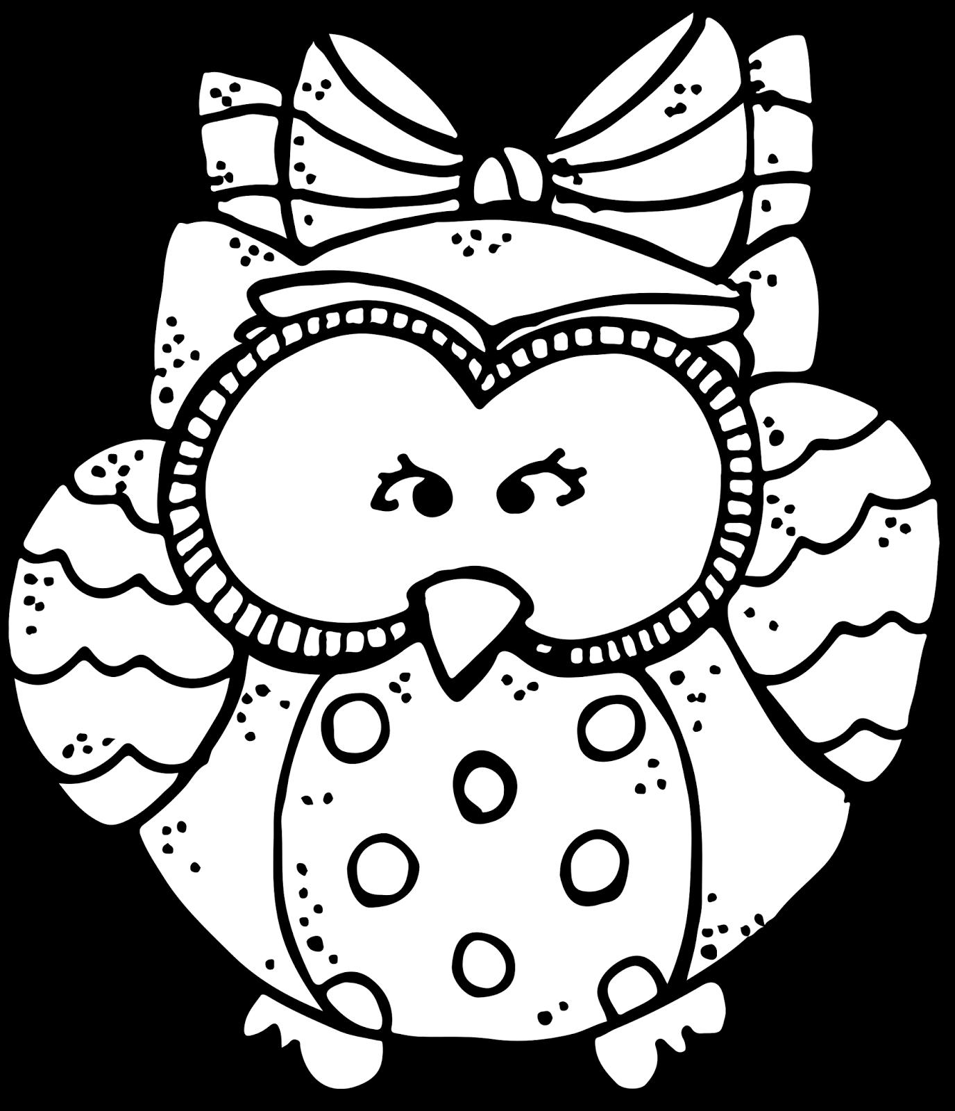 Melonheadz meet my friend. Friends clipart owl