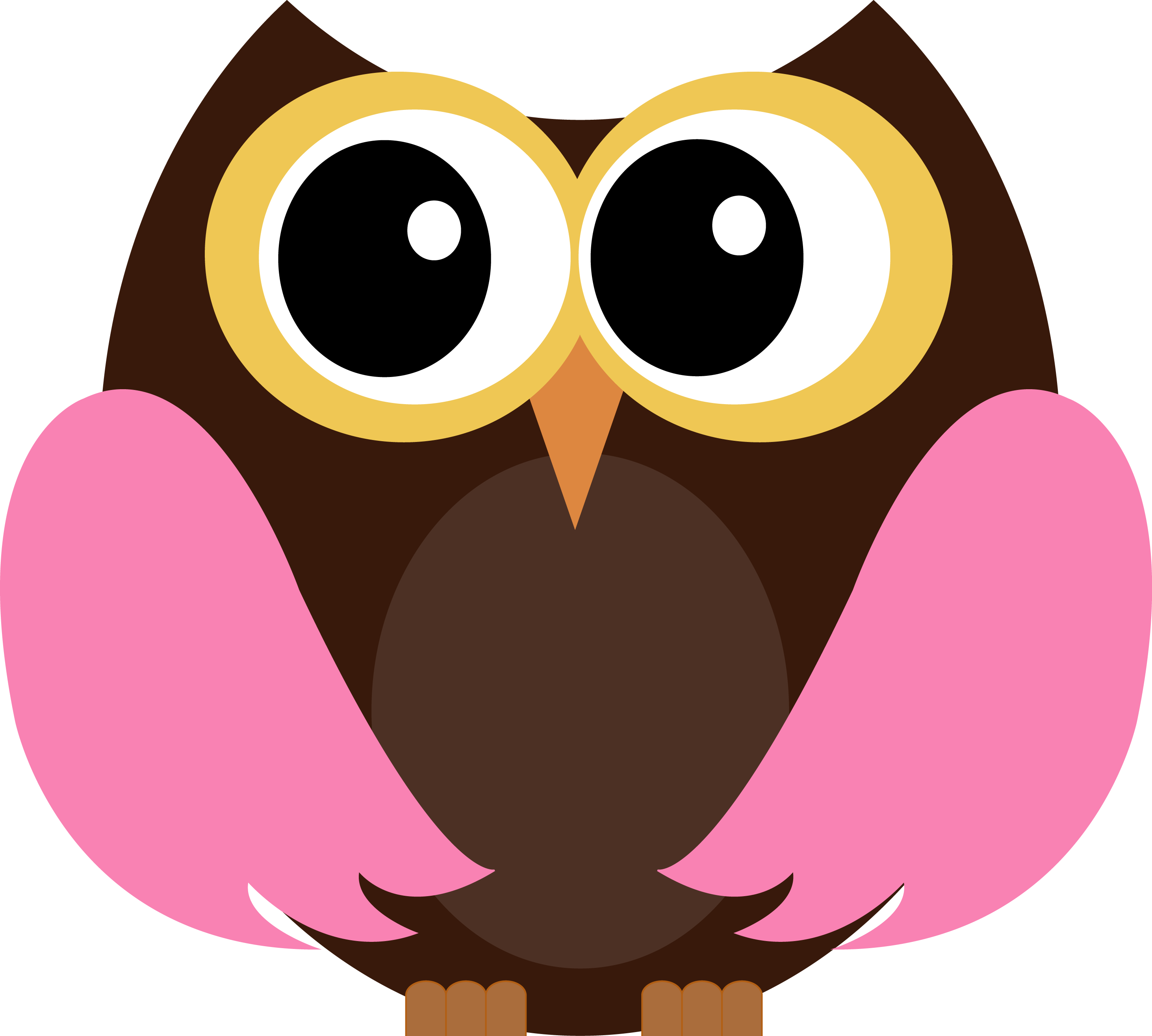 Pinterest whimsical clip art. Foot clipart owl