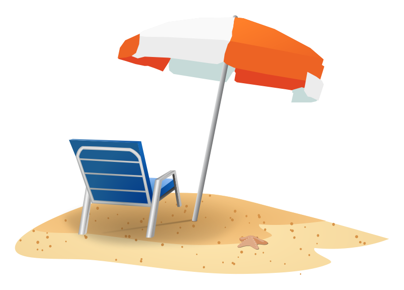 Vacation panda images beachvacationclipart. Clipart free beach