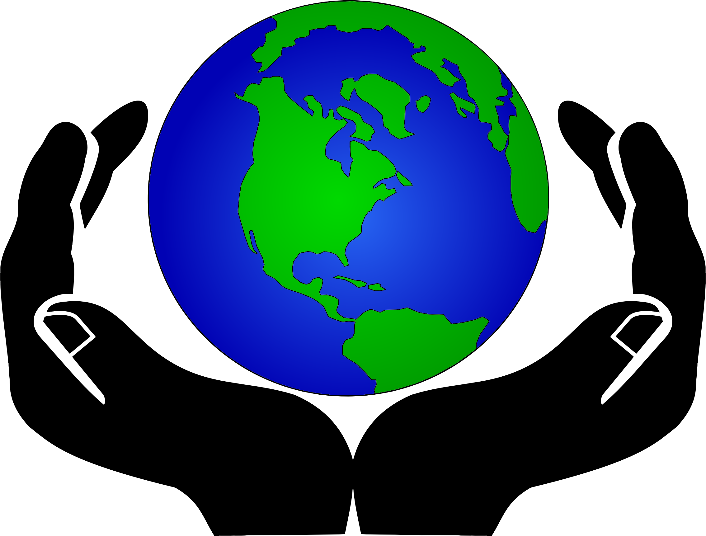 World top globe clip. Life clipart earth planet drawing