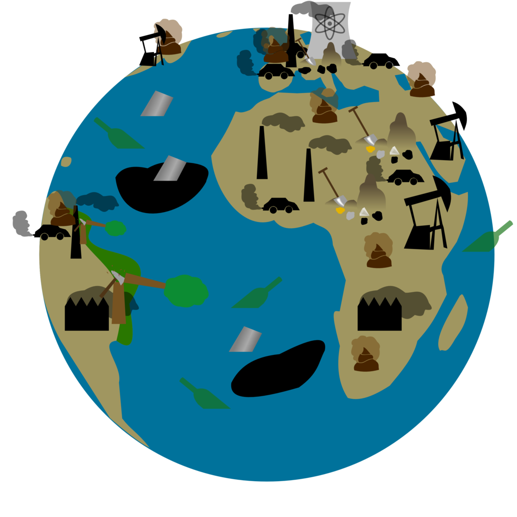 Oceans on emaze it. Clipart beach pollution