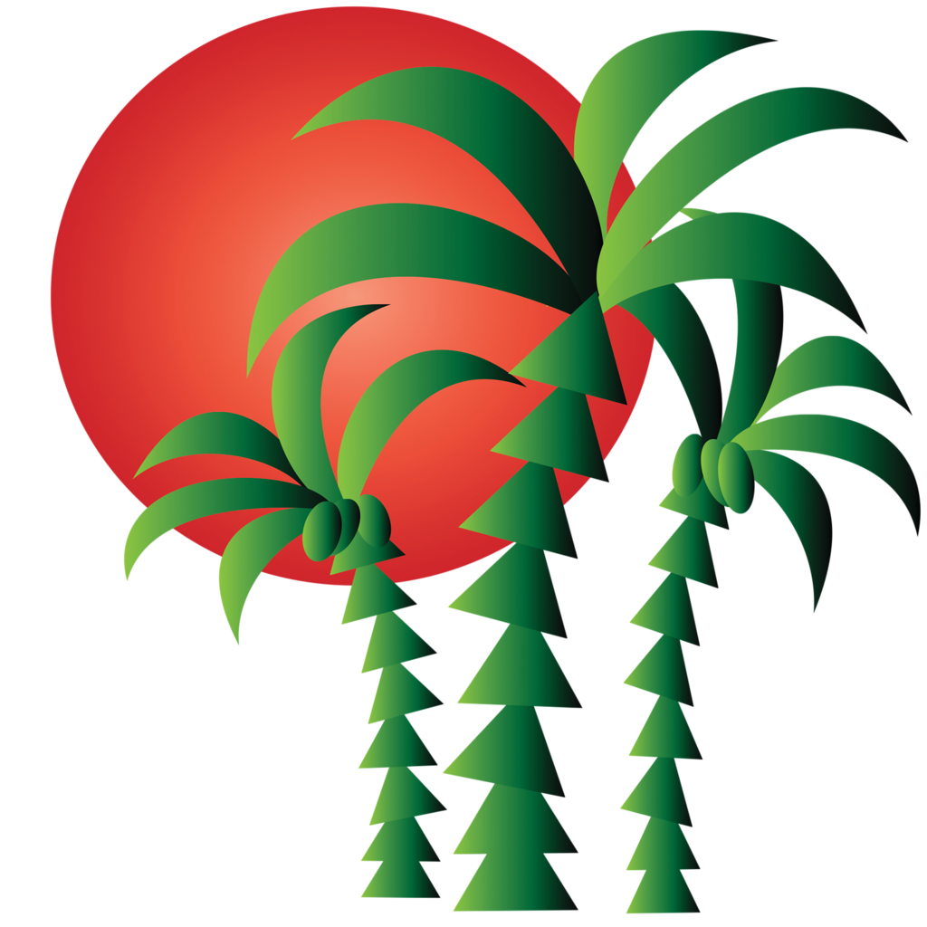 Hawaii clipart beach camp.  png pinterest summer