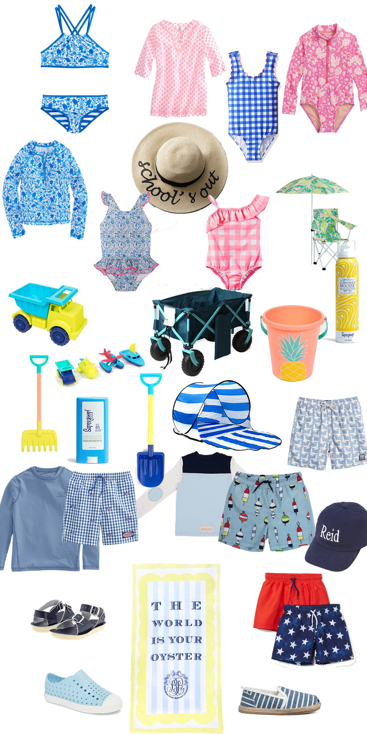 Swimsuit clipart swimming gear. Friday favorites top swim