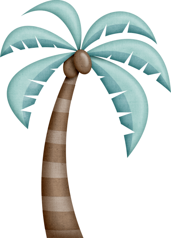 Seahorse png pinterest beach. Dolphin clipart palm tree