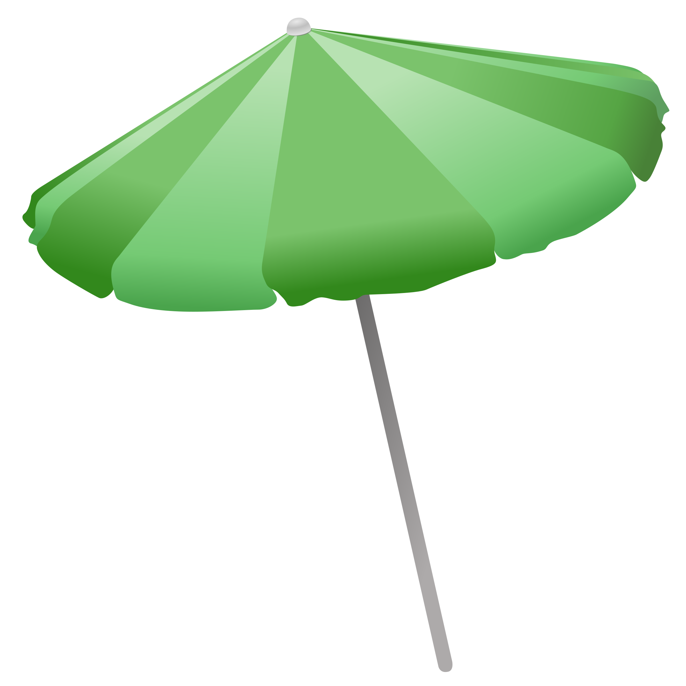 Clipart umbrella simple umbrella. Beach big image png