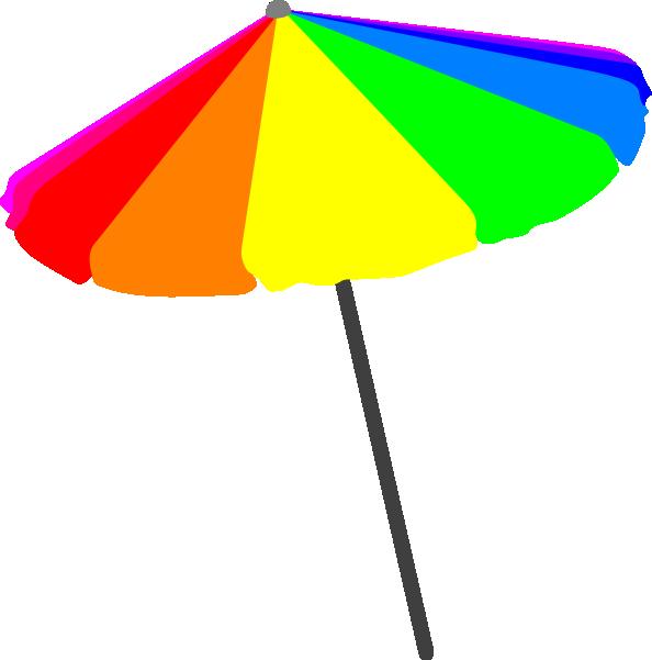 Beach primary clip art. Clipart umbrella small umbrella
