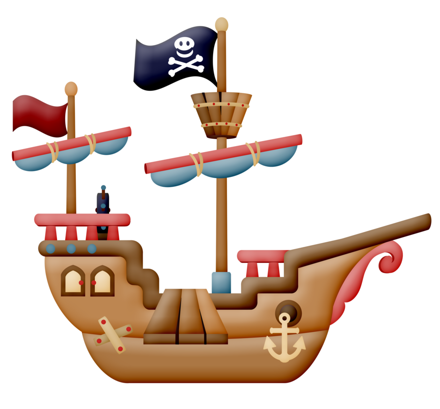 Pin by crafty annabelle. Pirates clipart beach