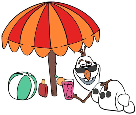 Free beach snowman cliparts. Olaf clipart summer clipart