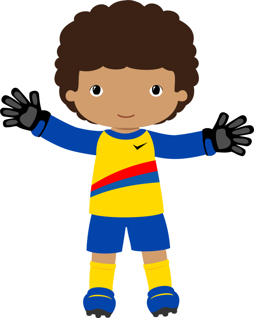 Clipart children football. Sports gin stica pinterest